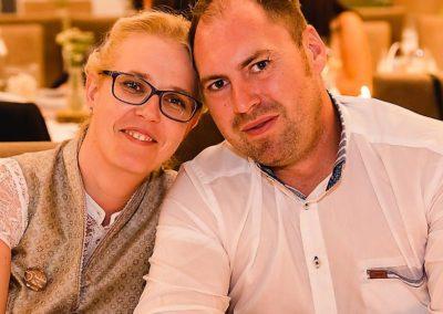 Sabrina und Jürgen Haringer
