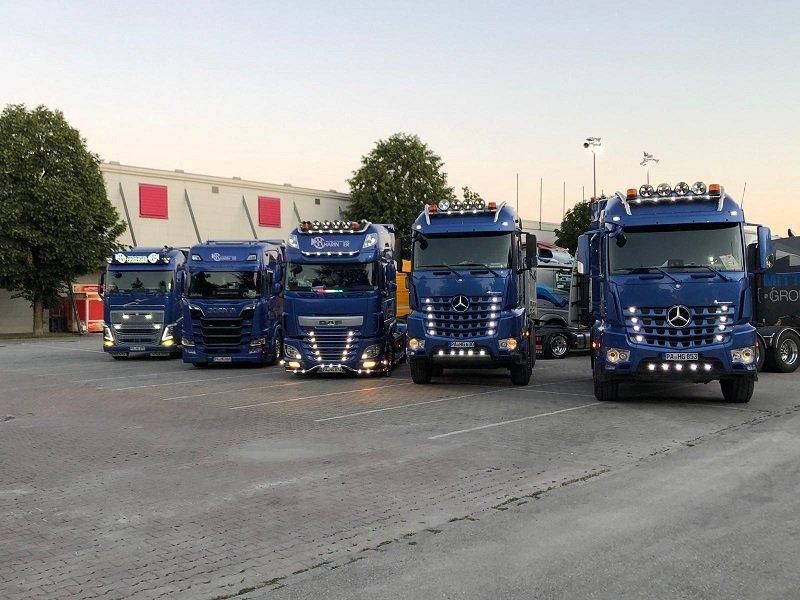 Trucker Treffen A-Wels 29.06.2019